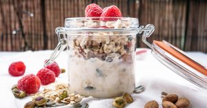 Apple Bircher Muesli