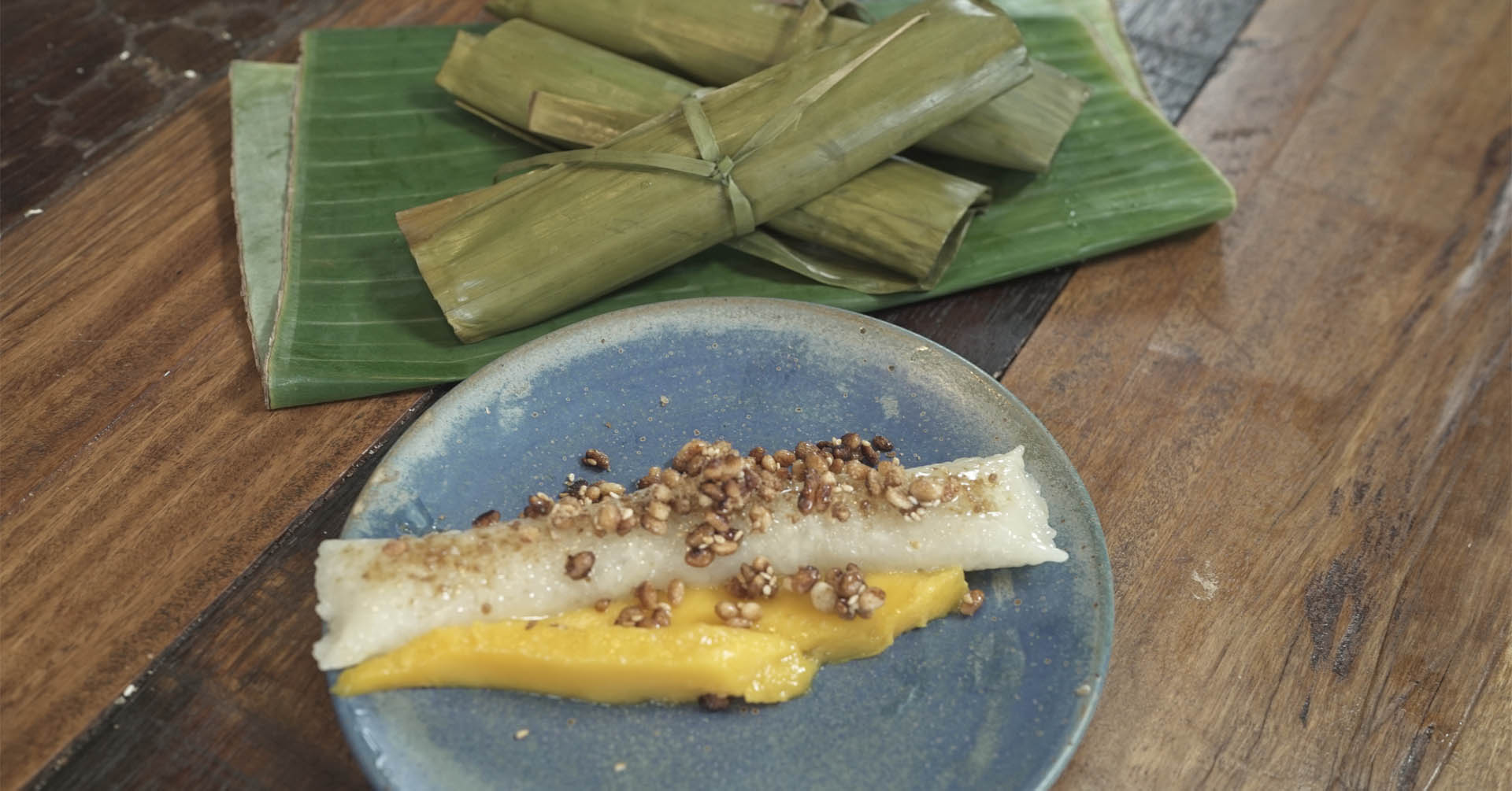 Easy Suman or Sticky Rice Dessert (Filipino Christmas ...